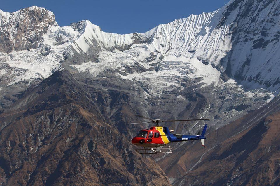Kathmandu: Mount Everest Heli Tour