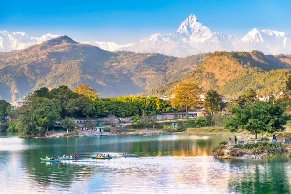 Naturally Pokhara A cool destination for the summer